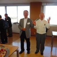 厚木・藤沢地区交流会が開かれました。