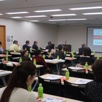 ゆうちょ財団主催の活動報告会