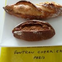 ゴントランシェリエのパンたち