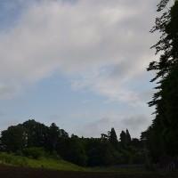 5月27日、午前6時~7時過ぎの空模様
