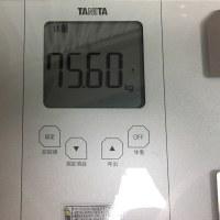 最近の、体重計!