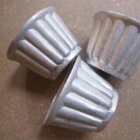 小さ目アルミ製ゼリー型/Aluminum Jelly Mold