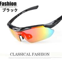 自転車用にやっすいサングラスを買ってみた(^◇^;)