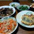 7月17日(月)茄子と厚揚げの味噌炒め