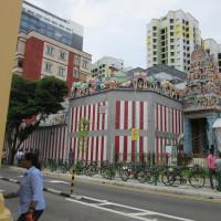 シンガポール旅行 〜リトルインディアと夜、そして帰路へ〜