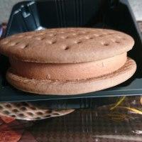 イベールアイスデザート サンドチョコレート 赤城乳業