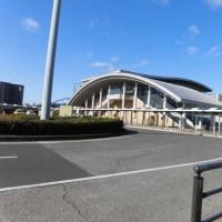 JR東静岡駅前