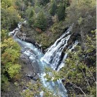 秋色探訪・・・滝。