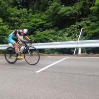 新潟県自転車競技選手権ロードレース弥彦大会 登録の部 7位。 中身のないレース。