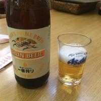 ☆ビールが美味い