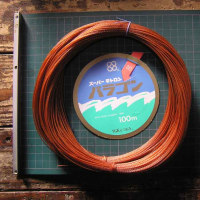 今更砂ズリ糸の作り方パート4 パラゴンを巻いておくホイルの制作