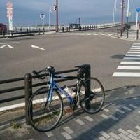 何週間振りの自転車(50.63キロ走りました。)