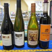 テーマ別有料試飲会,今日のテーマは、「アメリカワイン カリフォルニア&オレゴン」