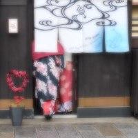 京都と着物