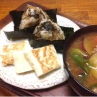 新春市と、今日の晩ご飯。