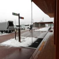 軽井沢のいろいろ 軽井沢は雪が・・・