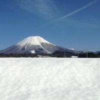 雪山の暮らし
