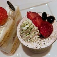 <sweets>フォーシーズンズカフェ オーダーバイキング