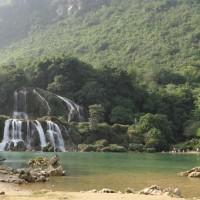 バンゾックの滝-THÁC BẢN GIỐC
