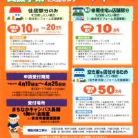 長岡市リフォーム補助金 申し込み期限あとわずか!