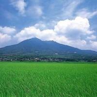 日本の山 (筑波山)