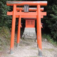 洞雲寺の護法神-稲荷神社
