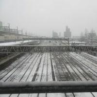 雪にも負けず。