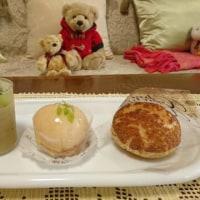墨田区☆Colorful Pearカラフルペアのケーキ