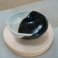 小鉢を作る