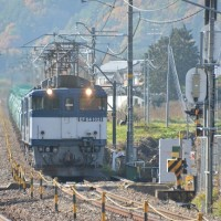 チョット前の撮影から、11月12日撮影 その5 西線貨物6883レと3084レ