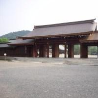 「神仏霊場巡り」橿原神宮・奈良県橿原市の畝傍山の東麓、久米町に所在する神社である。記紀において初代天皇とされている神武天皇を祀