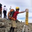 2017夏 白馬岳登山(2)