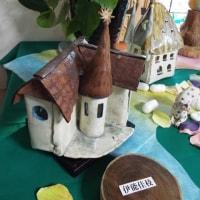 カシニワ・フェスタ2017 陶芸教室作品展