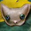 大ネコ展に、ウシャンガ参加しまーす!!