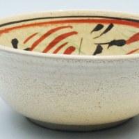 ミュージアム巡り 茶の湯2 色絵柳模様鉢