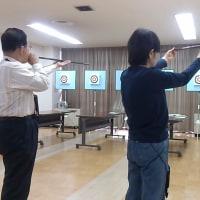 スポーツ吹き矢教室