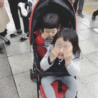 子連れソウル旅行①