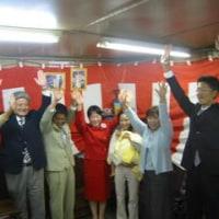 日本共産党は6人全員当選!ヽ(^o^)丿長岡京市議選