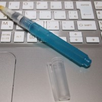 愛用の水筆たち