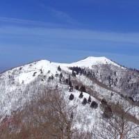 久しぶりの武奈ヶ岳