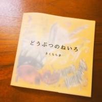 「どうぶつのねいろ」ちきさんの展覧会の絵とお話をまとめた本をつくりました。