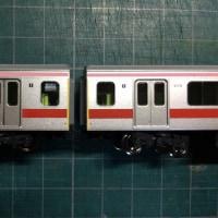 KATO 東急5173F入線!