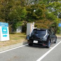 EV-CARの急速充電設備