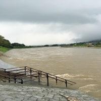 本日10月2日の保津川下りは運航を中止しております。