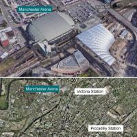 UK: Manchester でのテロ