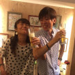 坂上領×帆足彩ぽよDUO@茗荷谷「cafe U_U」