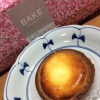 BAKEのチーズタルト!