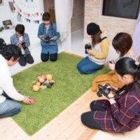 ☆女子カメラサークル「フラッシュとは?」 神奈川県大磯町 スマイルシャトル