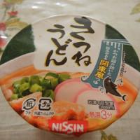 きつねうどん関東風つゆ 日清食品