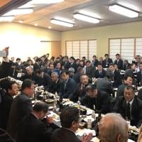 第24回 坂本会に出席